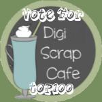 Digi Scrap Cafe Top 100